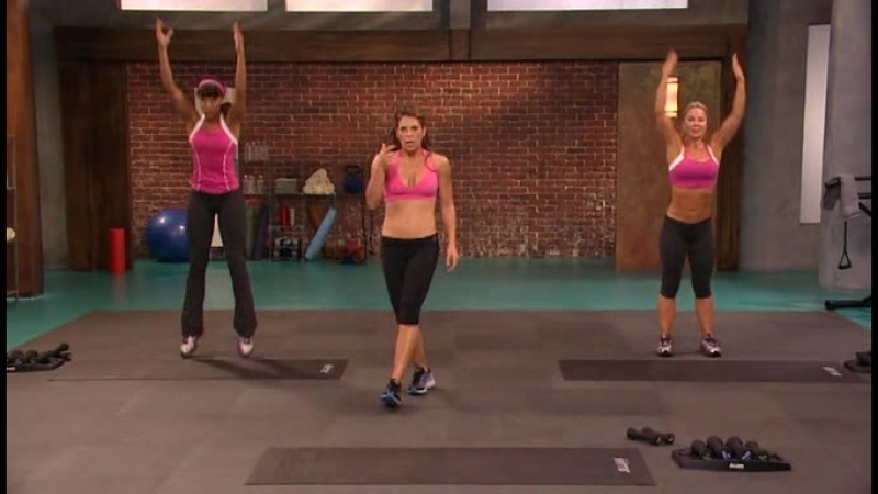Jillian Michaels - Ripped In 30 - Week 3 (31 min)