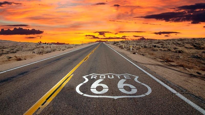 Трасса 66. Америка на мотоцикле 23