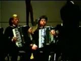 Увертюра к опере Руслан и Людмила М.И. Глинка, исполняет оркестр баянистов имени П.И. Смирнова