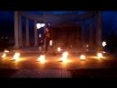 Шоу Дикий Огонь от Огненное шоу Сергиев Посад Москва FireFox