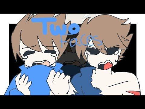 Two faces meme | eddsworld (remake)