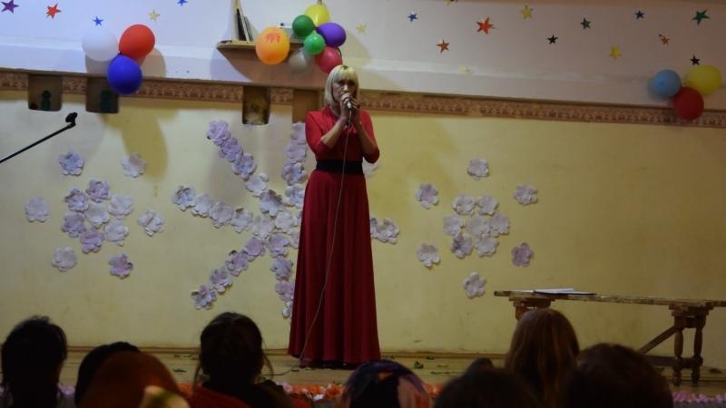 Светлана Горяну Тополя День пожилого человека 02 октября 2018 года