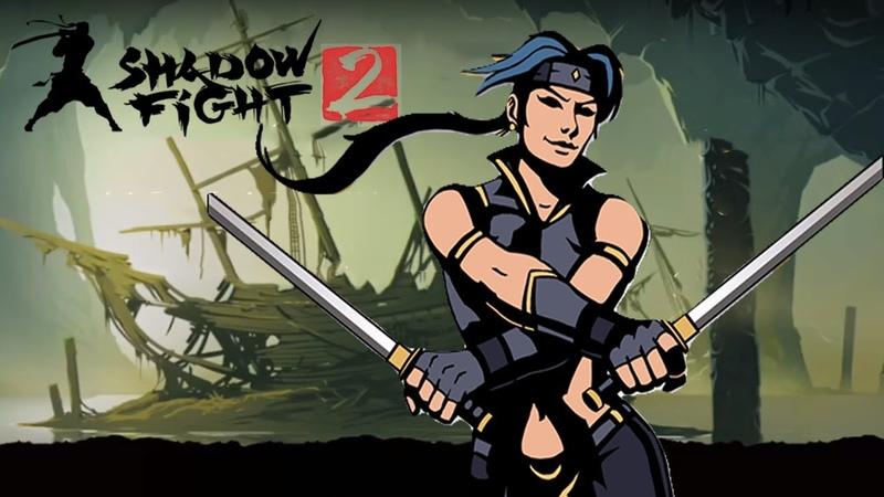 БЕЗУМНЫЕ БОИ ПЕРЕД СЕГУНОМ - Shadow Fight 2 (БОЙ С ТЕНЬЮ 2) ПРОХОЖДЕНИЕ