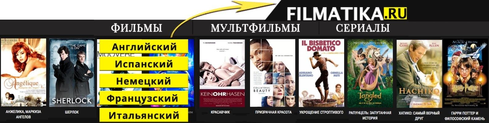 спеши любить на английском языке с русскими субтитрами