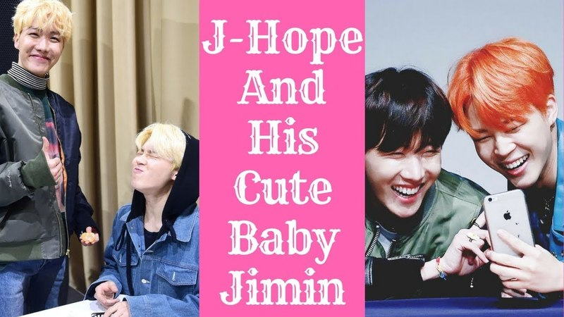 BTS J-Hope And His Cute Baby Jimin Kpop [VGK]