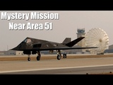 Retired US Nighthawks Conduct Mystery Mission Near Area 51