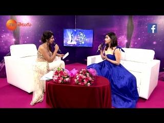 Mannara Copra Huge Boobs Cleavage - Apsara Awards 2018