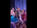 На Всеукраїнському вокально-хореографічному конкурсі Ми - щасливі діти України зайняли перше місце за дует з моєю ученицею Со