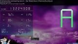 osu! M I L E S Erehamonika - Der Wald (Kors K Remix) fuckface 95.61 8511050x #1 LOVED