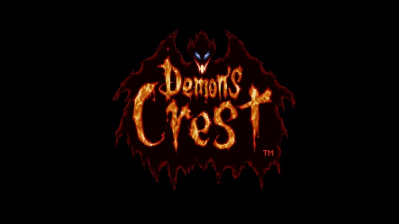 Demons Crest - Palace of Decadence (Arr.)