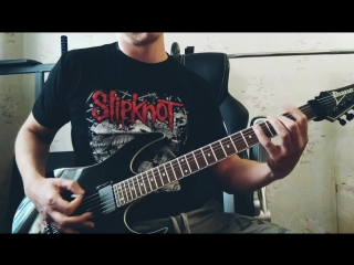 Metallica Leper messiah intro cover