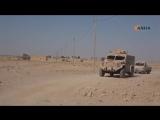 مقاتل قوات سوريا الديمقراطية يتحدث عن كيف الأهالي المحررين يساعدون القوات في مهمتهم لتخليص أراضي سوريا من ارهابيي داعش