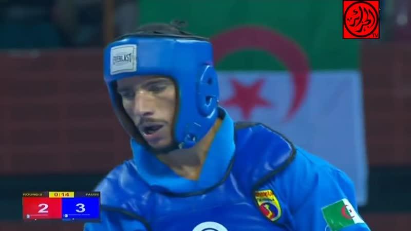 بطولة الجزائر الدولية لرياضة الفوفينام فيات فوداو 2018 (اليوم الأول) (1)