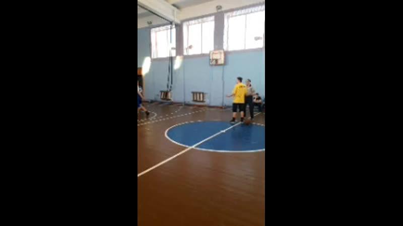 Баскетбол Верхнее Калино vs Лямино