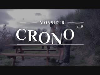 Monsieurcronos - picnic table fuck (720p) [amateur, busty teen, pussy fuck, blowjob, pov, public, doggy]