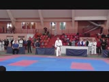 Соревнования по ката. Андрей Косинский. Брест