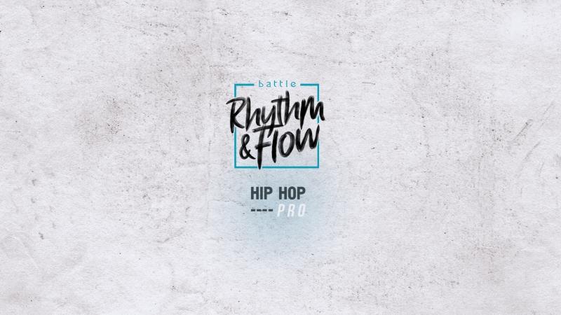 RhythmFlow hip-hop dance Battle | HIP-HOP PRO | tournament LIL KES (win) vs MELODY ScaryFaceeez
