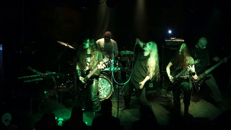 Ungoliantha - That Howl In The Wastes (Live at Halloween - Sign Of Samhain, Kiev, 26.10.2018)