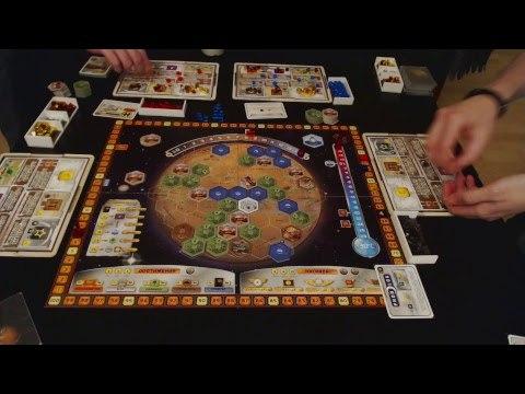 [48] Terraforming Mars / Покорение Марса (ностальгически-ванильный стрим)