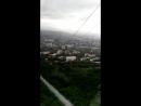 Спускаемся с горы Машук
