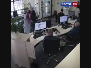 625 рублей раздора: москвич с ружьем ворвался в офис оператора платной трассы