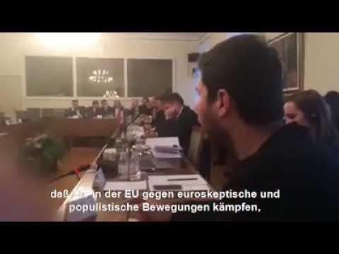 🇭🇷 Kroate nennt das Kind beim Namen Und spricht pure Wahrheit über die 🇪🇺 EU Ivan Pernar demon