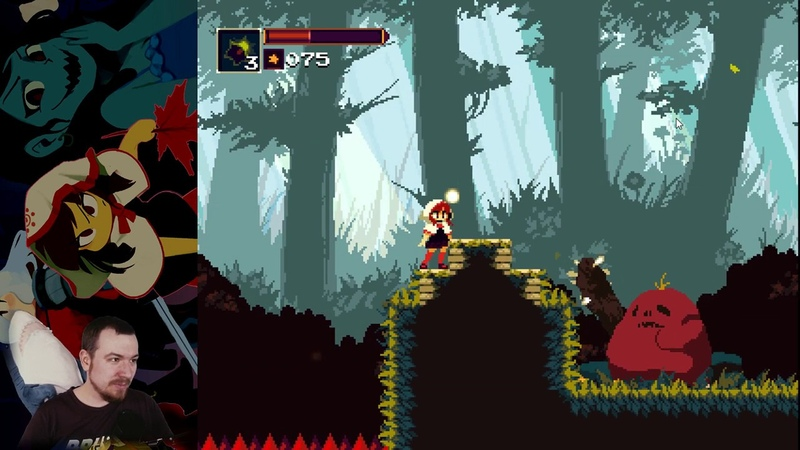 Momodora Reverie Under the Moonlight 1 Пятничный пиксель