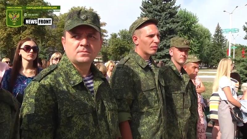 На Луганщине отметили 75-ю годовщину освобождения от немецко-фашистских захватчиков