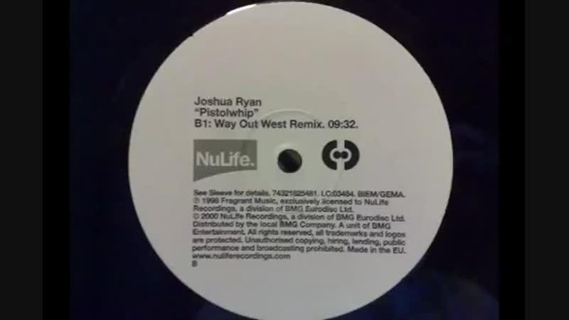 [1][135.34 A] joshua ryan ★ pistolwhip ★ way out west remix