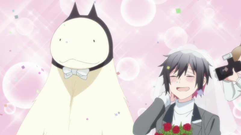 [AniDUB] Невеста нелюдя / Jingai-san no Yome - 06 (Inferno_Phantom)