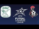 Лига Чемпионов. Группа А. Movistar Inter 4 - 2 FK Vytis