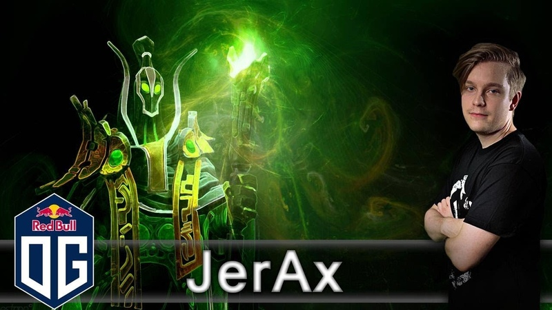 OG.JerAx Timado --VS-- n0tail - Ranked Match - OG Dota 2.