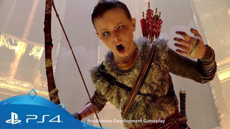 God of War | Midgard Mishaps | PS4