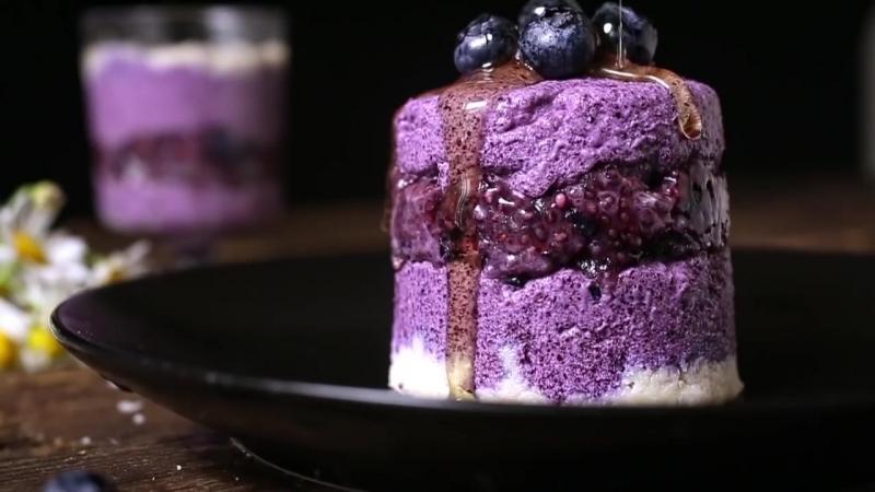 Рецепт пирожных в домашних условиях без выпечки - RAW