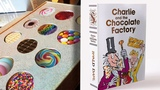 Charlie and the Chocolate Factory Eyeshadow Palette