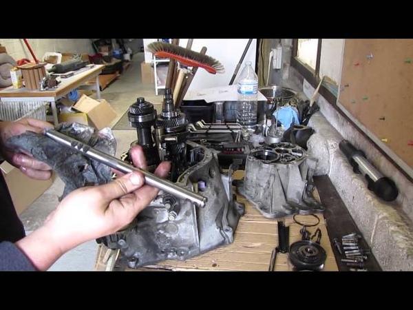 Peugeot - BE4 Gearbox Overhaul (Part 4)