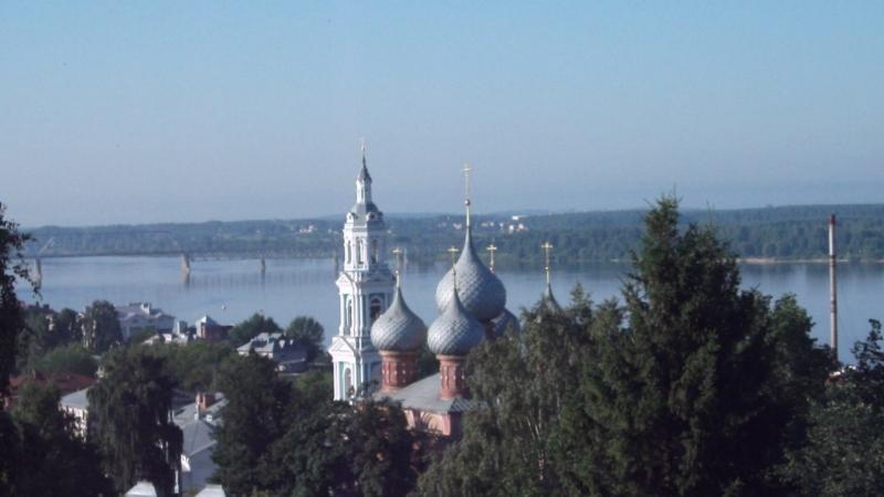 колокольный звон Знаменского монастыря