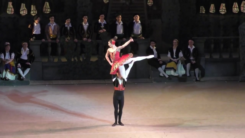 17_03_18 Maria Alexandrova and Vlad Lantratov, PDD and Basilio variation DQ