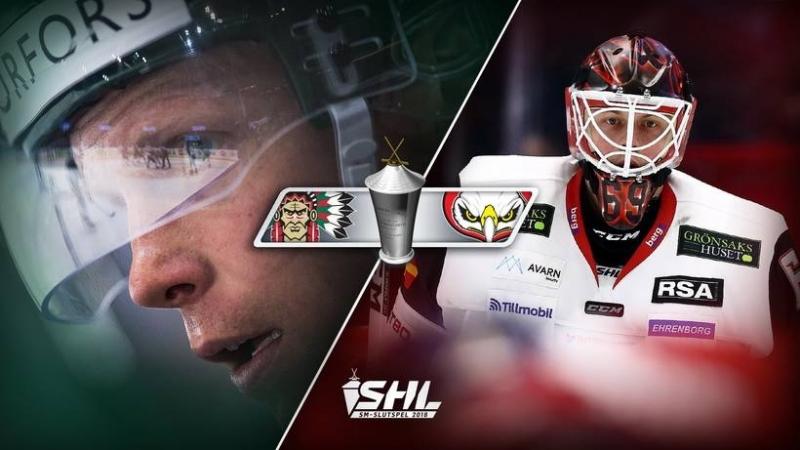 SHL - Slutspel - Frölunda HC - Malmö Redhawks 2018-03-19