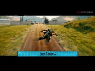 «Бета» Battlefield V и Dying Light  Bad Blood, геймплей The Waylanders и Just Cause 4, HITMAN 2…