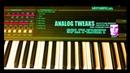 Sequential Split Eight Analog Tweaks 2017 PRO 8 Split 8 Rik Marston Rare Synthesizer REV 2