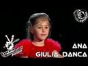 Ana Giulia Danca - Zig zagga (Vocea Romaniei Junior 08/06/18)