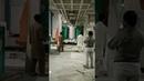 Yankang 2000L-5layers blow molding machine running in Pakistan