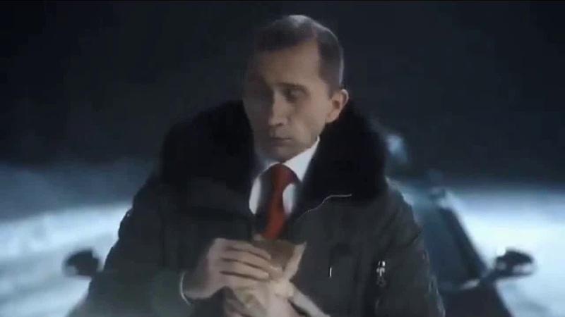 Новогодняя сказка про Путина котёнка и дураков