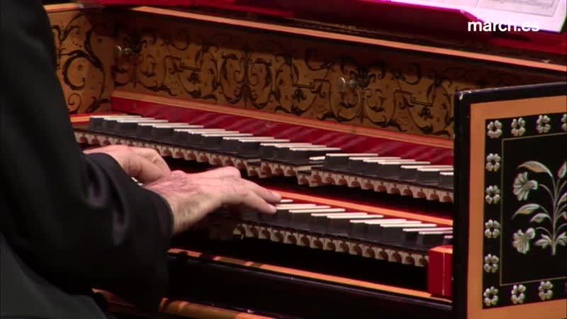 J. S. Bach - Keyboards in mirror [Das wohltemperierte Klavier selection] - C. Martínez Mehner, piano K. Moretti, clave.