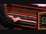 J. S. Bach - Keyboards in mirror Das wohltemperierte Klavier selection - C. Mart