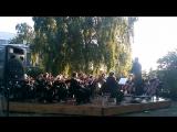 УГАСО исполняет музыку кино_главная тема из фильма