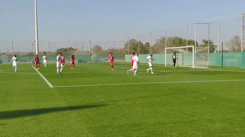 Супергол Адриано в матче с Локо (Ташкент)