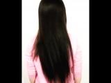 Голливудское наращивание волос. Процедура Botox effect + BIO SILK LUX
