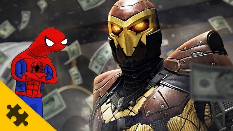 SPIDER-MAN (2018) ЗЛОДЕИ - В игре будет ШОКЕР, ГОБЛИН, ЧЕРНАЯ КОШКА (GameInformer)